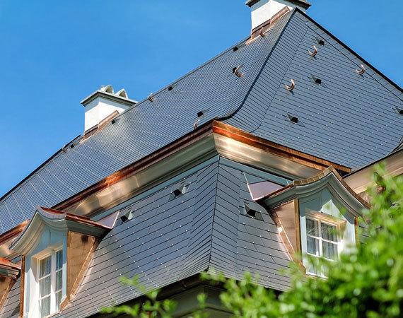 ETS. Daoust Toitures - Entreprise de toiture
